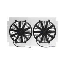 Chevrolet Impala Performance Aluminum Fan Shroud, 1966–1968