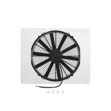 Chevrolet Camaro Performance Aluminum Fan Shroud, 1967–1969