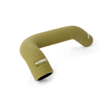 Jeep Wrangler 6 Cyl Silicone Olive Drab Hose Kit, 1997-2006