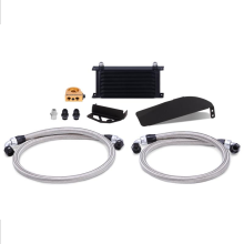 Direct-Fit Oil Cooler Kit, fits Honda Civic Type R 2017+