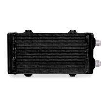 Universal Dual Pass Bar & Plate Oil Cooler, Small