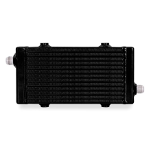 Universal Cross Flow Bar & Plate Oil Cooler, Small