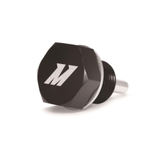 Magnetic Oil Drain Plug M18 x 1.5, Black