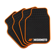 Mishimoto Branded Car Mat Drink Coasters