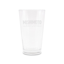 Mishimoto 16oz Pint Glass