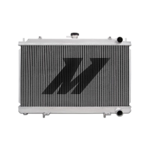 "Mishimoto 20.0"" x 26.3"" Single Pass 2-Row Race Aluminum Radiator"