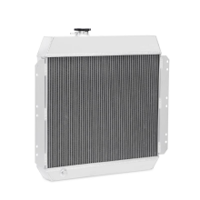 Chevrolet Bel Air Inline 6 3-Row Performance Aluminum Radiator, 1950–1954