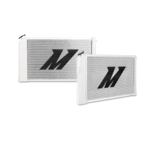 "Mishimoto 18.9"" x 31.0"" Single Pass 3-Row Race Aluminum Radiator"