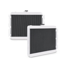 "Plymouth Roadrunner Big Block 3-Row Performance Aluminum Radiator w/ 22"" Core, 1968–1973"