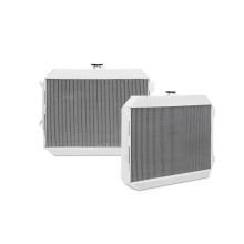 "Plymouth Barracuda Big Block 3-Row Performance Aluminum Radiator w/ 26"" Core, 1970–1973"