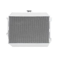 "Dodge Charger Big Block 3-Row Performance Aluminum Radiator w/ 26"" Core, 1968-1973"