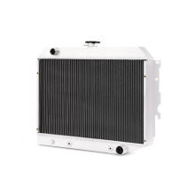 "Plymouth Barracuda Small Block 3-Row Performance Aluminum Radiator w/ 26"" Core, 1970–1973"