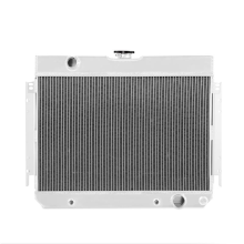 Chevrolet Impala 3-Row Performance Aluminum Radiator, 1966–1968