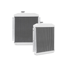 Chevrolet 3100 Series Truck Inline 6 3-Row Performance Aluminum Radiator, 1947–1954