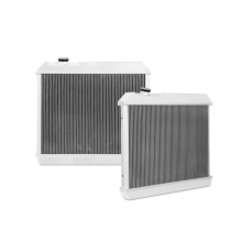 Chevrolet/GM C/K Truck 3-Row Performance Aluminum Radiator, 1963–1966