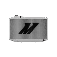 "Mishimoto 20.1"" x 28.5"" Single Pass 2-Row Race Aluminum Radiator"