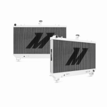"Mishimoto 30.6 x 23.3"" Single Pass 2-Row Race Aluminum Radiator"
