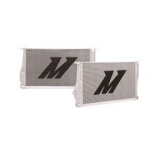 "Mishimoto 14.9"" x 28.3"" Single Pass 2-Row Race Aluminum Radiator"