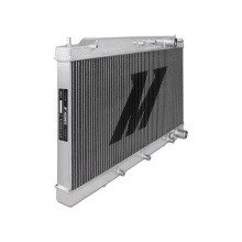 "Mishimoto 18.6"" x 27.5"" Single Pass 3-Row Race Aluminum Radiator"