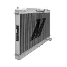 "Mishimoto 18.0"" x 27.5"" Single Pass 2-Row Race Aluminum Radiator"