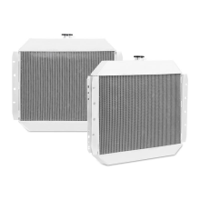 Ford F-100 3-Row Performance Aluminum Radiator, 1970–1979