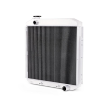 Ford Truck (Chevrolet V8 Swap) 3-Row Performance Aluminum Radiator, 1953–1956