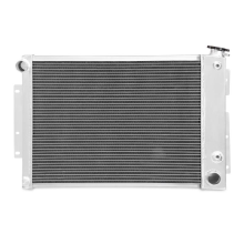 Pontiac Firebird 3-Row Performance Aluminum Radiator, 1967–1969