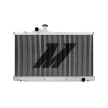 "Mishimoto 19.9"" x 29.1"" Single Pass 2-Row Race Aluminum Radiator"