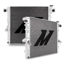 Performance Aluminum Radiator, fits Jeep Wrangler JK HEMI Conversion 2007–2018
