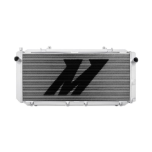 "Mishimoto 14.75"" x 29.8"" Single Pass 2-Row Race Aluminum Radiator"
