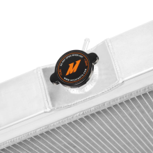 Ford Mustang 3-Row Performance Aluminum Radiator, 1967–1969
