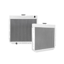 Ford Mustang 3-Row Performance Aluminum Radiator, 1969–1970