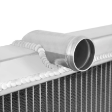 "Mishimoto 22.13"" x 29.92"" Single Pass 2-Row Race Aluminum Radiator"