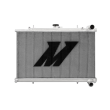 "Mishimoto 19.7"" x 26.2"" Single Pass 2-Row Race Aluminum Radiator"