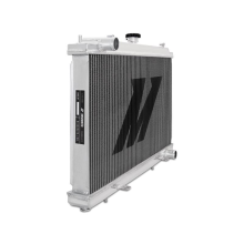 "Mishimoto 20.0"" x 26.4"" Single Pass 2-Row Race Aluminum Radiator"