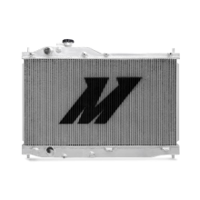 "Mishimoto 20.1"" x 26.8"" Single Pass 2-Row Race Aluminum Radiator"