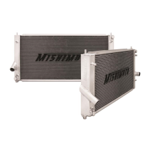 "Mishimoto 14.61"" x 30.69"" Single Pass 3-Row Race Aluminum Radiator"