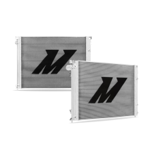 Dodge Magnum SRT-8 Performance Aluminum Radiator, 2006-2007