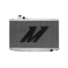 "Mishimoto 20.8"" x 29.7"" Single Pass 2-Row Race Aluminum Radiator"
