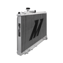 "Mishimoto 20.8"" x 29.7"" Single Pass 3-Row Race Aluminum Radiator"
