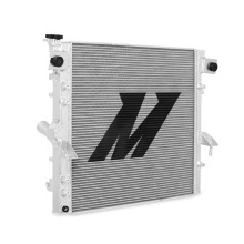 Performance Aluminum Radiator, fits Jeep Wrangler JK 2007-2018