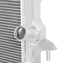 Jeep Wrangler JK Performance Aluminum Radiator, 2007-2018