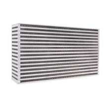 "Universal Air-to-Air Race Intercooler Core 17.75"" x 9.85"" x 3.5"""