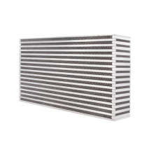 "Universal Air-to-Air Race Intercooler Core 17.75"" x 11.8"" x 4.5"""