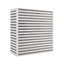 "Universal Air-to-Air Race Intercooler Core 10.2"" x 9"" x 4.5"""