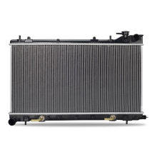 Subaru Forester XT 2.5L Replacement Radiator, 2006–2008