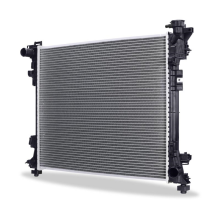 Dodge Grand Caravan Replacement Radiator, 2008