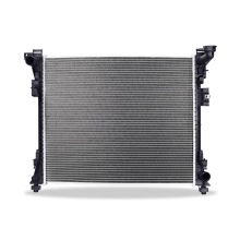Dodge Grand Caravan Replacement Radiator, 2008-2014