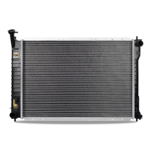 Nissan Quest Replacement Radiator, 1993-1995