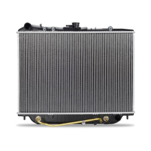 Isuzu Rodeo 3.2L Replacement Radiator, 1993-1997
